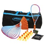Fun Big Set speedminton crossminton