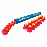 Speedminton lotki Big Tube