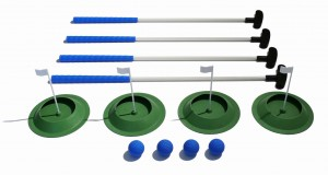 Mini golf Floppy School Set