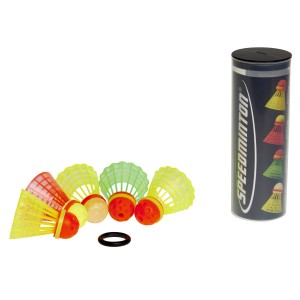 Speedminton lotki mix 5-pack