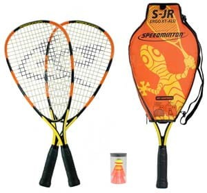 S-JR Junior Set speedminton crossminton