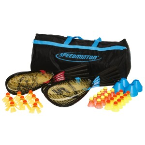 Big Set Sport & Fun speedminton crossminton